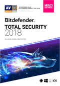 Bitdefender Total Security Multi-Device 2020