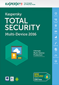 Kaspersky Total Security Multi-Device 2020