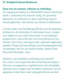 Veilig Internetbankieren ABN AMRO