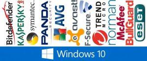 Antivirus Windows 10 2021