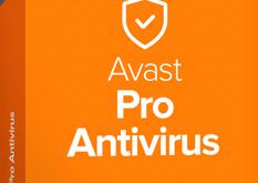 Avast Antivirus Pro 2019