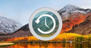 Backup macOS