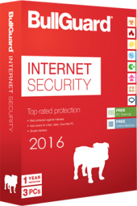 BullGuard Internet Security 2016