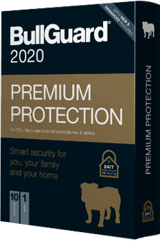BullGuard Premium Protection 2020