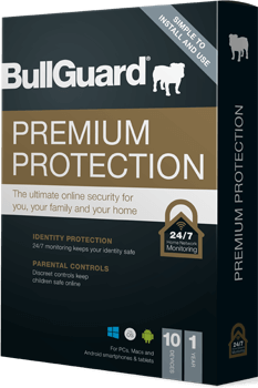 BullGuard Premium Protection 2021