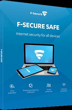 F‑Secure SAFE 2019