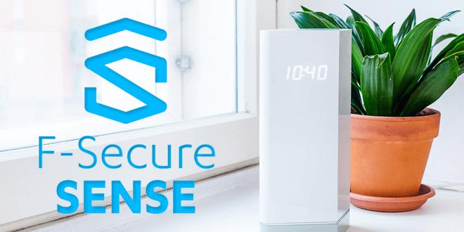 F-Secure SENSE Antivirus Router