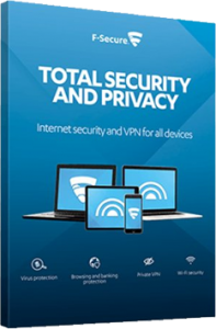 F-Secure Total Security 2018