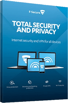F-Secure Total Security 2019