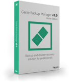 Genie Backup Manager Home 9.0