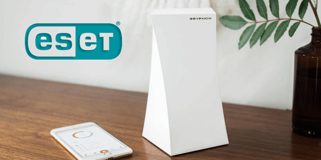 Gryphon Smart WiFi Router - Antivirus Router