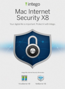 Intego Mac Internet Security X8