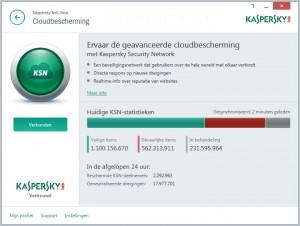 Kaspersky Antivirus 2015 Cloud