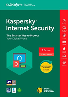 Kaspersky Internet Security 2018