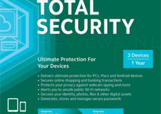 Kaspersky Total Security 2015 Multi Device Box