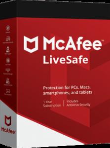 McAfee LiveSave 2019