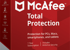 McAfee Total Protection 2019