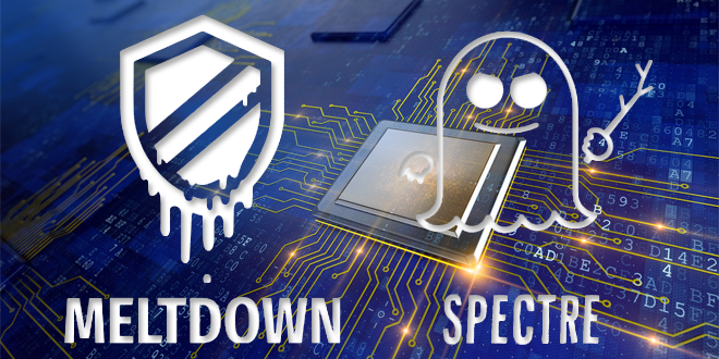 Meltdown Spectre chip lek