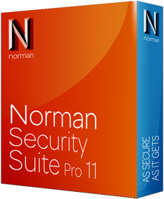 Norman Security Suite Pro 11