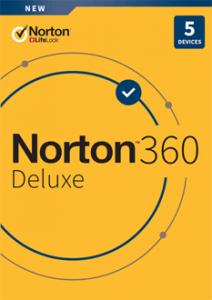 Norton Antivirus 360 Deluxe 2020