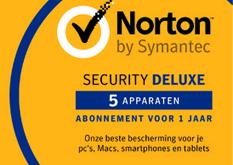 Norton Security Deluxe 2019