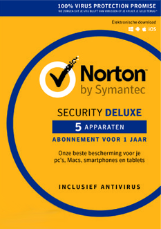 Norton Security Deluxe 2019