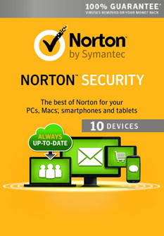 Norton Security Premium 2018