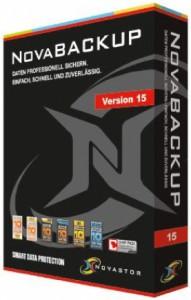 NovaBACKUP Professional 18