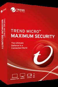 Trend Micro Maximum Security 2020